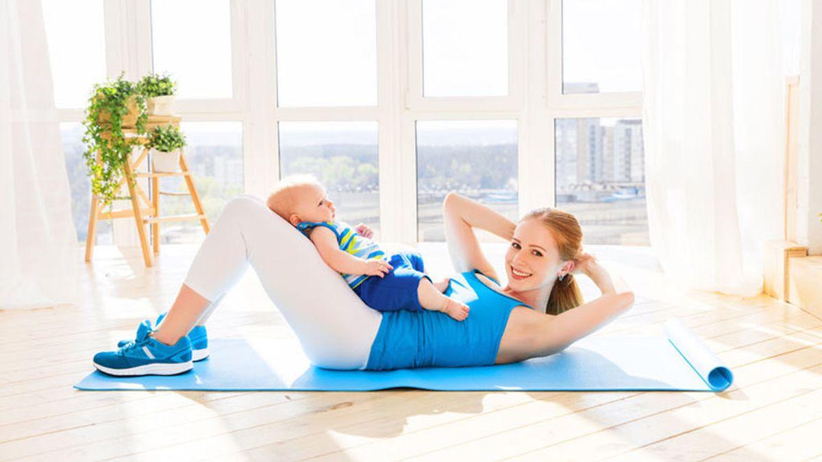 Todo lo que necesitas saber si vuelves a correr y practicar ejercicio tras el postparto.