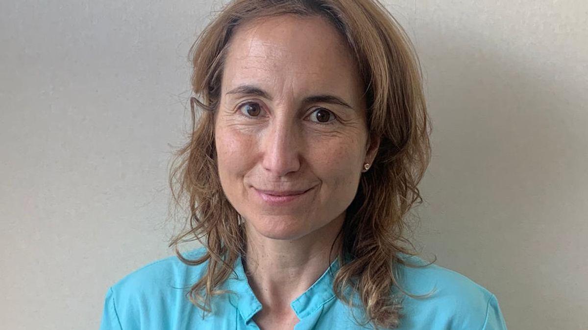 """Soledad Alonso, neumóloga de Torrejón de Ardoz: """"Tenemos que evitar el repunte entre todos, sociedad y sanitarios. Ojalá no hubiéramos tenido que vivir esto"""""""