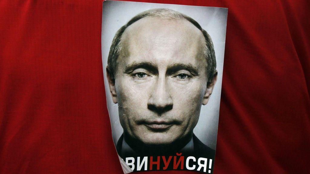 Putin, hasta el infinito y más allá