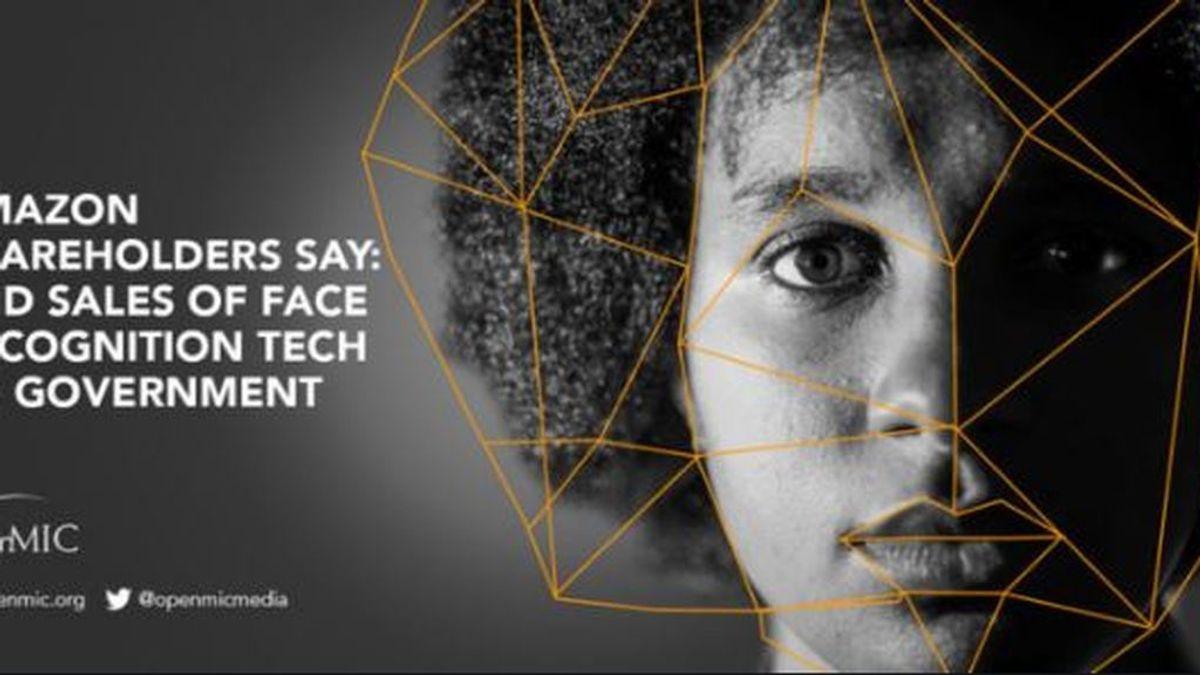Amazon prohíbe a la Policía de EEUU usar su tecnología de reconocimiento facial