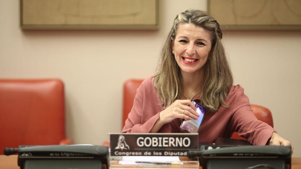 Díaz anuncia su intención de cambiar el subsidio por desempleo para que llegue a más gente