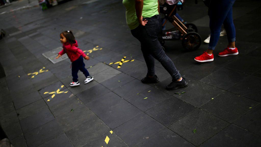 La cifra de niños enfermos de coronavirus en México se ha multiplicado por 30 en dos meses