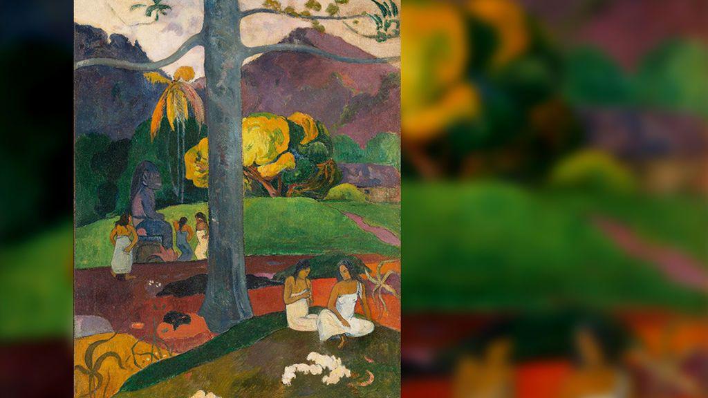 Carmen Cervera retira el 'Mata Mua' de Gauguin del Museo Thyssen para venderlo