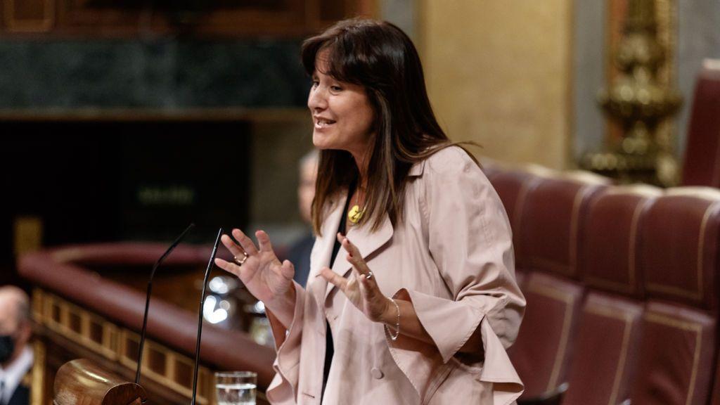 """Borràs pide el apoyo independentista para """"tumbar"""" el suplicatorio del Tribunal Supremo, con pocas garantías"""