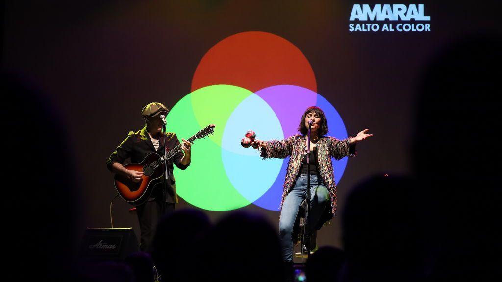 Amaral, Hombres G o Diego El Cigala: vuelven los conciertos al festival Metrópoli