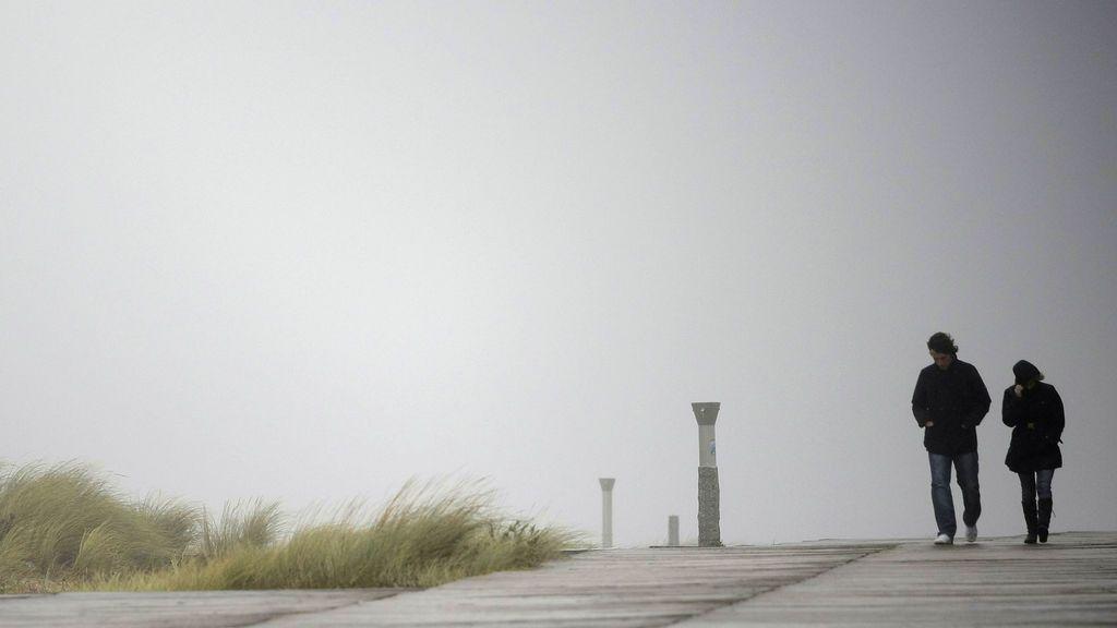 Profunda ciclogénesis en el norte: avisos por lluvias, viento y nieve en junio