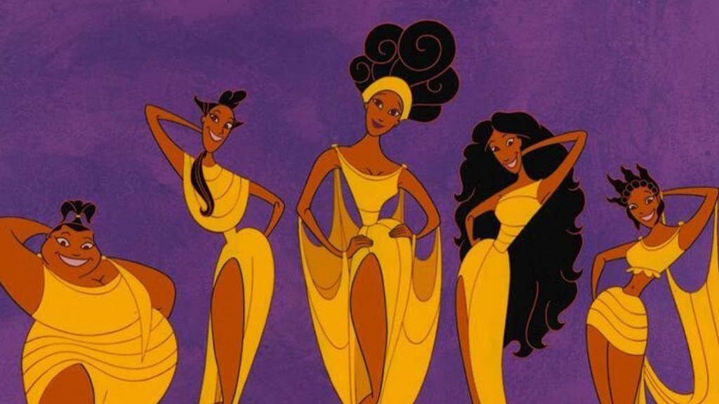Juego de Disney: cada persona se parece mucho a una musa de Hércules