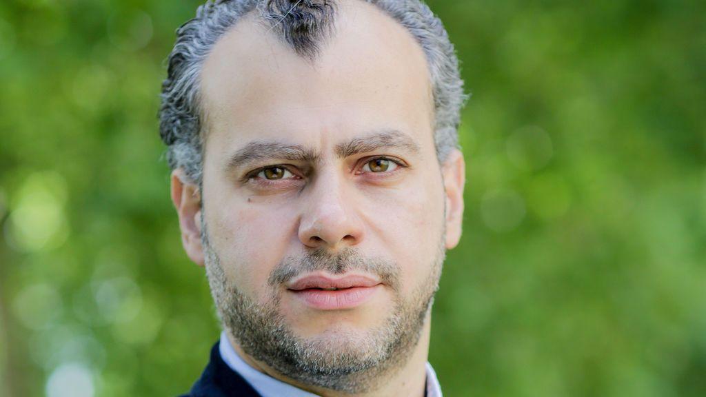 Louai Al Roumani,  un banquero en la guerra civil siria