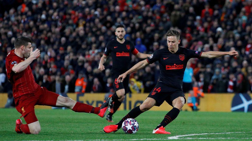 El mayor contagio llegó a Inglaterra desde España, pero no fue por el Atlético de Madrid