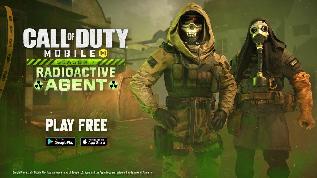 Call of Duty Mobile estrena su Temporada 7