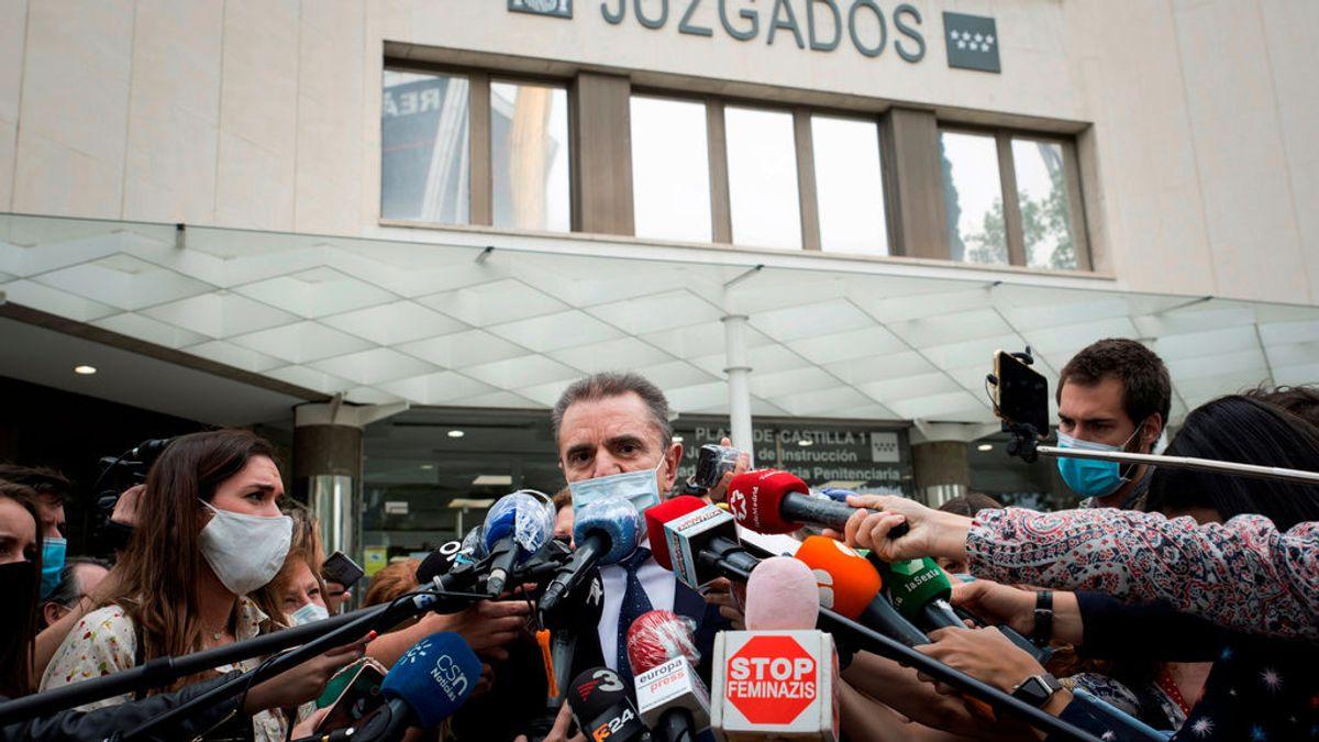 La jueza del 8-M archiva la causa contra el delegado del Gobierno