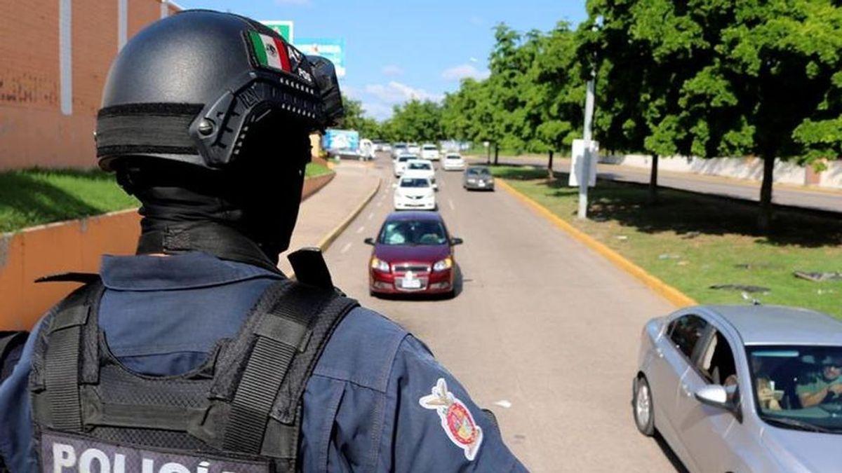 Detienen en México a una joven que se drogaba con su bebé en brazos