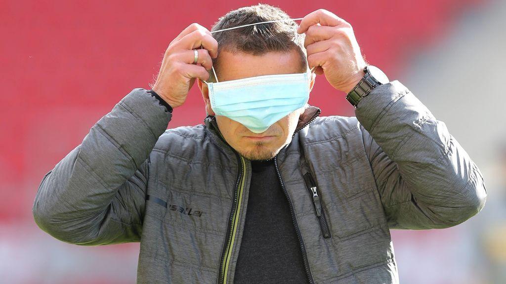 La mascarilla revolucionaria: para deportistas, reutilizable, transpirable y resistente al agua