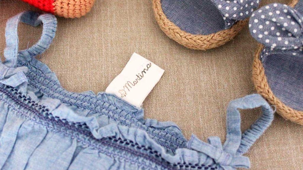 Consejos para marcar la ropa de los niños y evitar pérdidas.