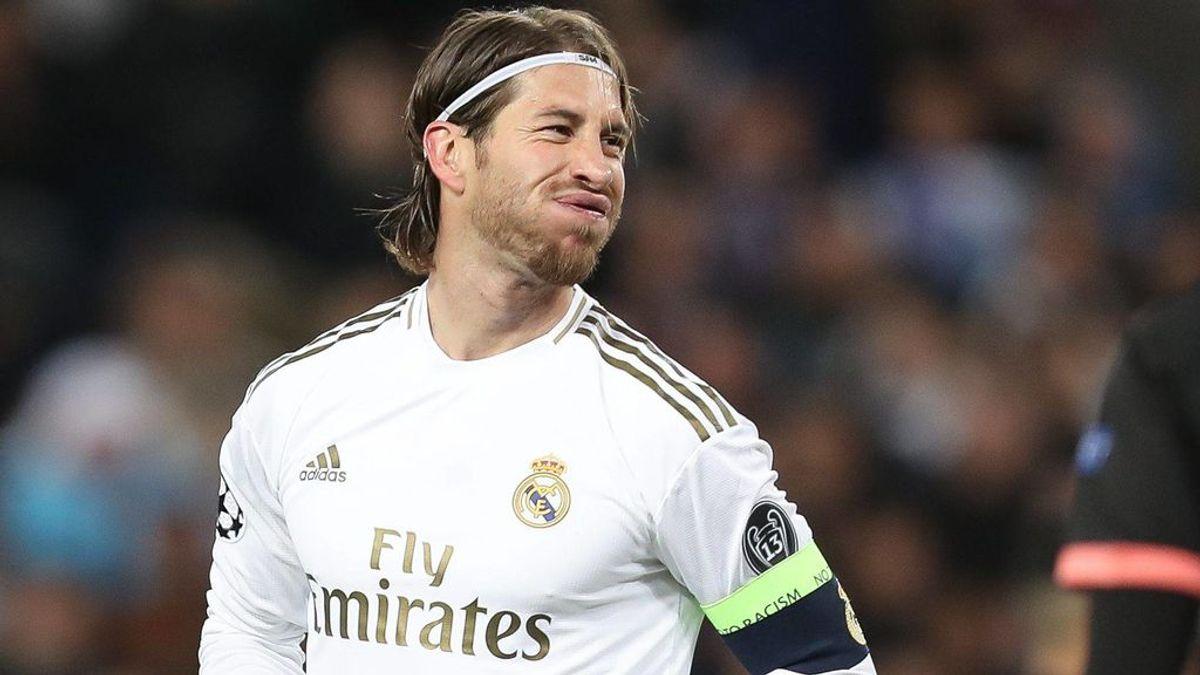 """Sergio Ramos espera la llamada que aún no ha llegado del Real Madrid para renovar: """"Todavía nada"""""""