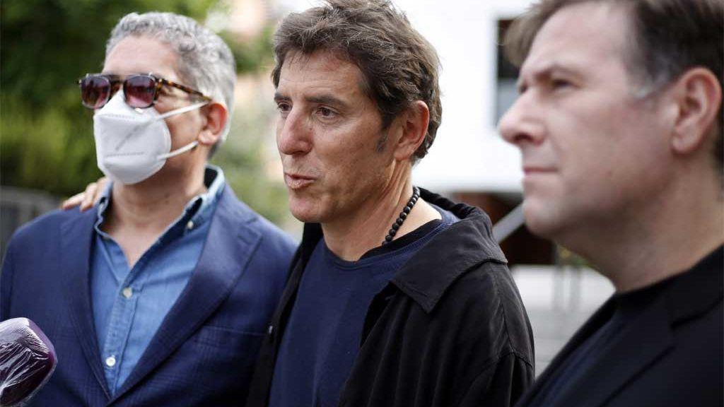 Boris Izaguirre, Manel Fuentes y Carlos Latre, muy afectados en su despedida de Rosa Maria Sardà