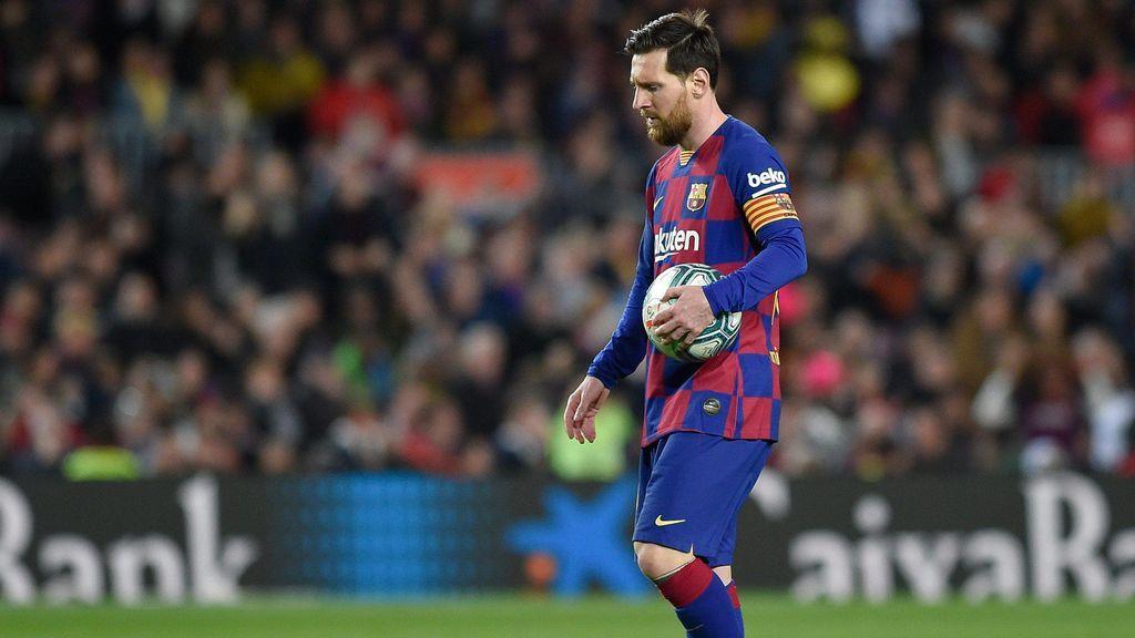 """Messi: """"La copa más importante en estos tiempos es traer felicidad a todos"""""""