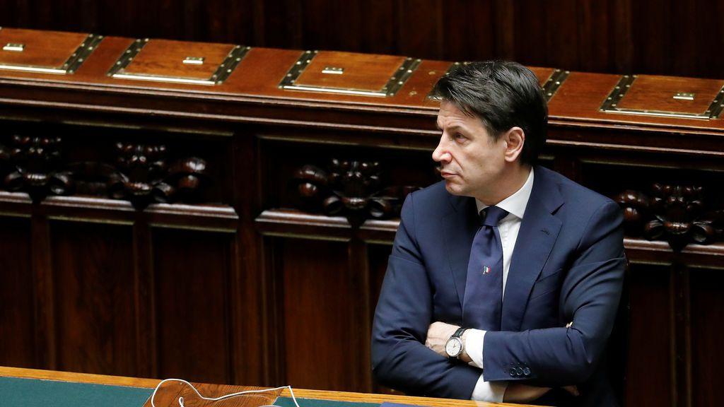 Conte defiende ante los fiscales su gestión en la tragedia de Bérgamo