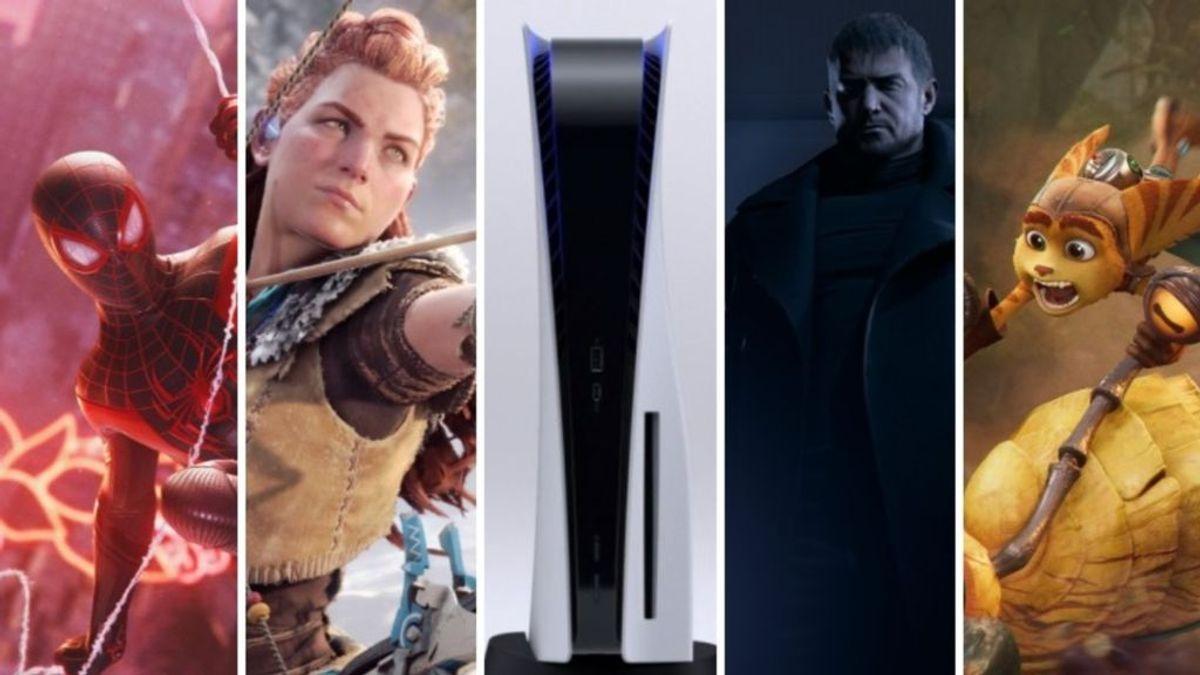 Juegos para PlayStation 5