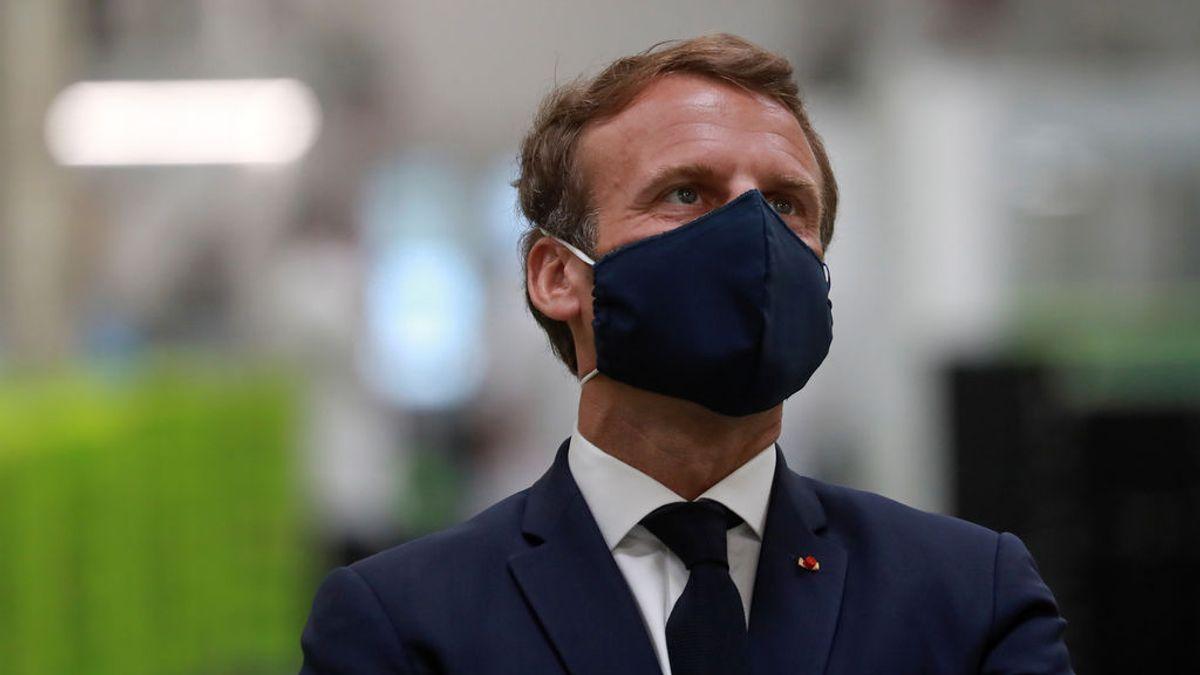 Macron y la tentación de dimitir