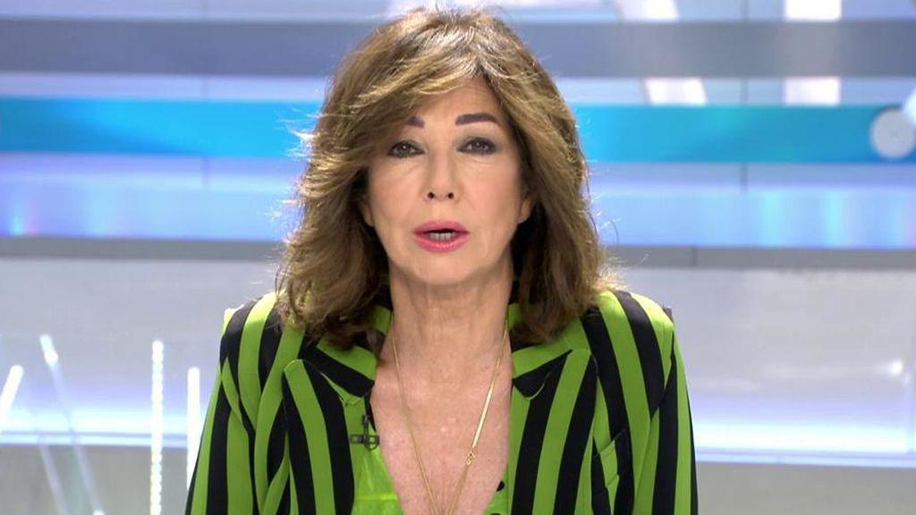 """Así le plantó cara Ana Rosa a unos ladrones: """"Me lie a bolsazos al notar que mi quitaban la cartera"""""""