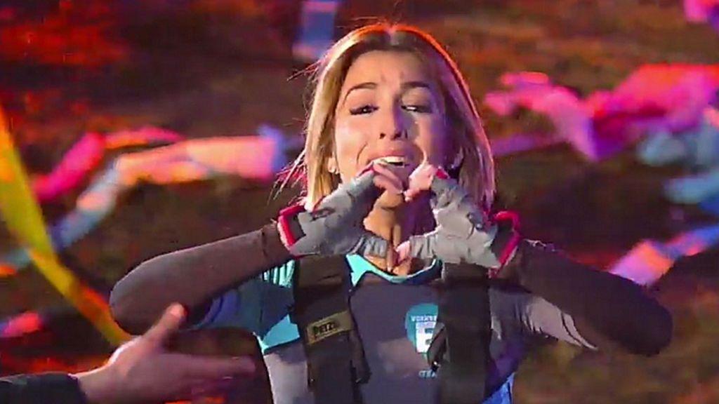Oriana, emocionada tras ganar 'Volverías con tu EX?'