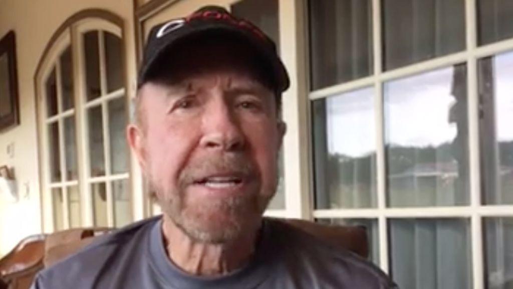 Chuck Norris Herzinfarkt