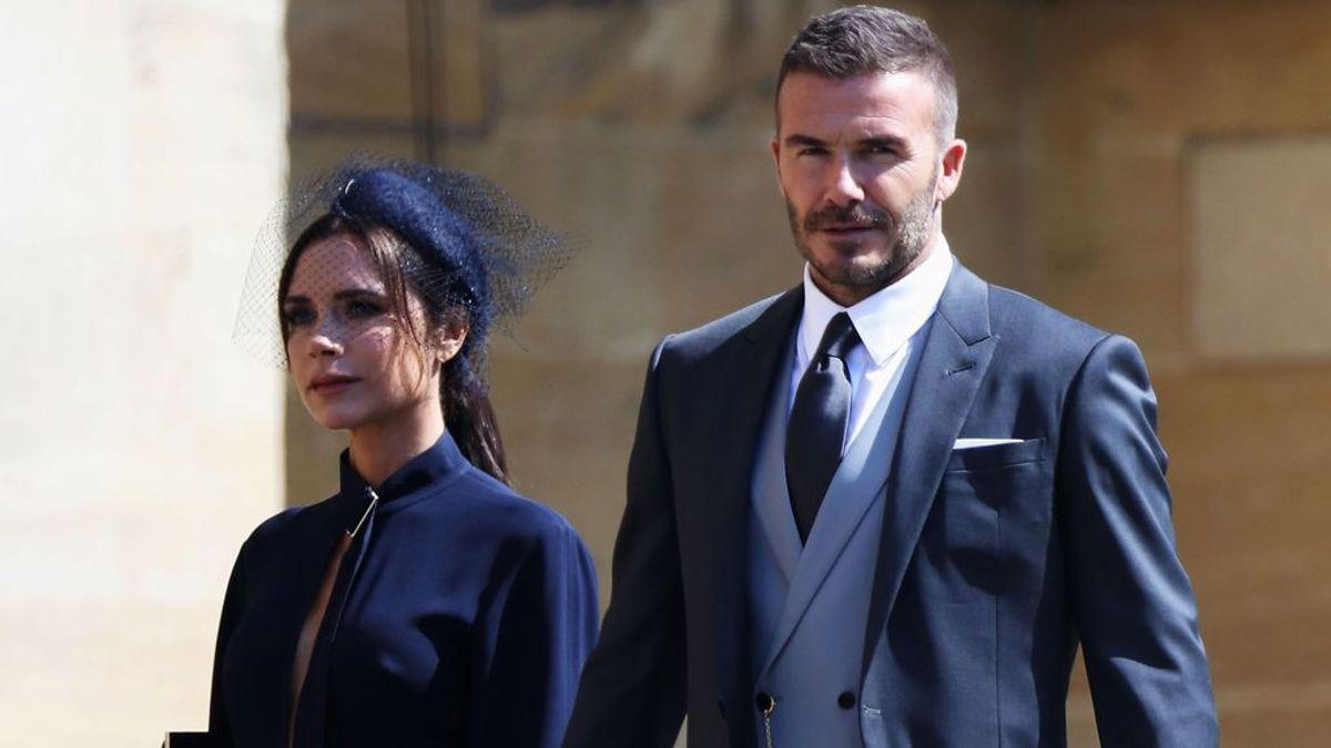 Vienen tiempos duros: Victoria y David Beckham, separados tras el confinamiento
