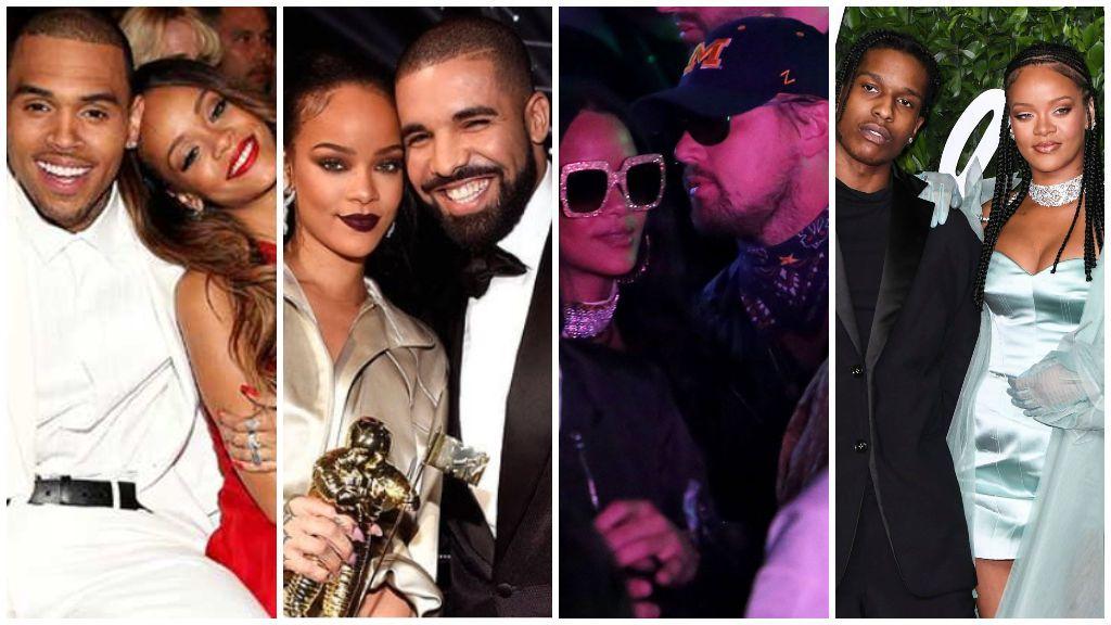 Rihanna y el amor: repasamos todos sus novios.