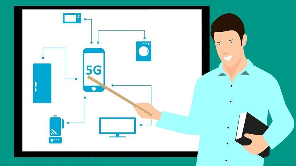 Un experto explica el 5G