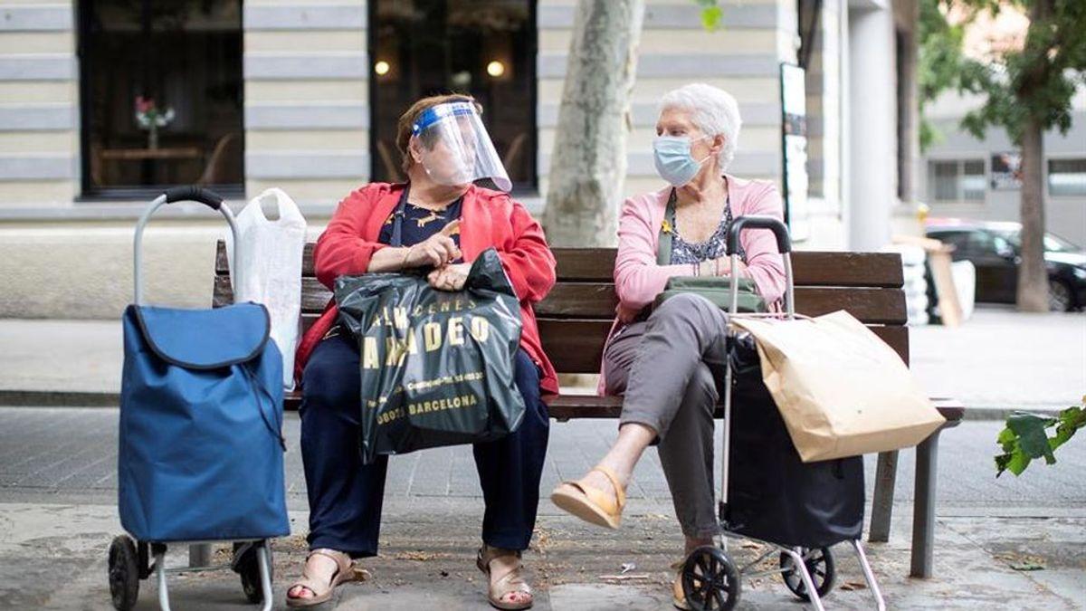 Última hora del coronavirus:   Madrid y Barcelona siguen en fase 2 pero el próximo lunes pedirán avanzar en la desescalada