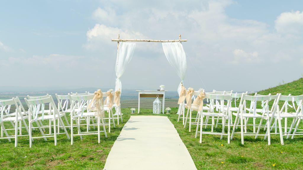 Creatividad y paciencia para organizar, paso a paso, la boda civil perfecta