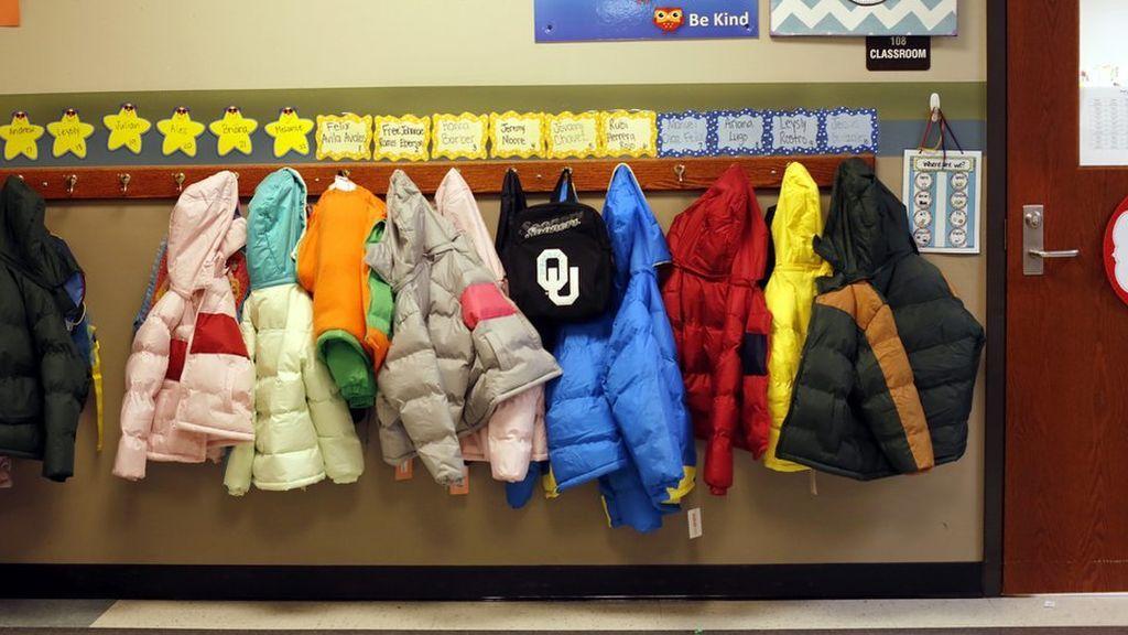 Será muy normal que en la guardería o en el colegio, la ropa de los niños se pierda.