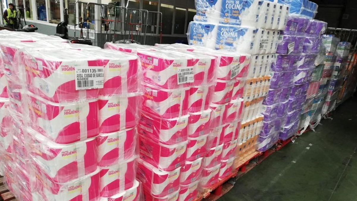Un nuevo estudio relaciona el miedo al virus con la compra masiva de papel higiénico al inicio de la pandemia