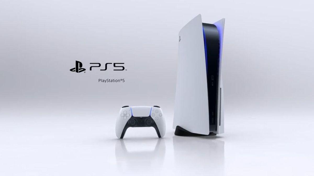 Sony desvela por sorpresa el diseño de la PlayStation 5 y confirma los primeros videojuegos