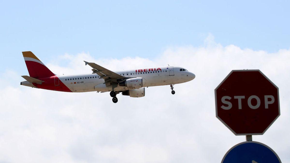 Volar en la nueva normalidad: mascarillas, termómetros y límite de aforo