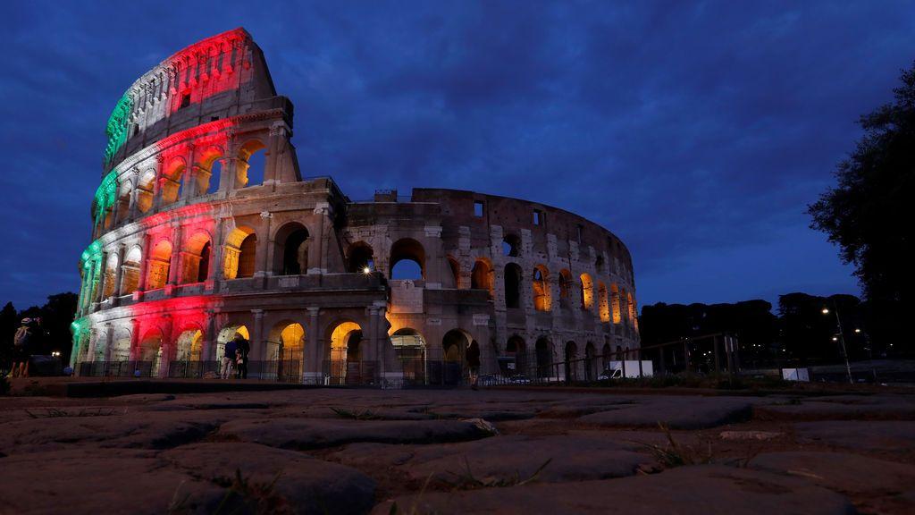 Las tres crisis que Italia esconde bajo la alfombra