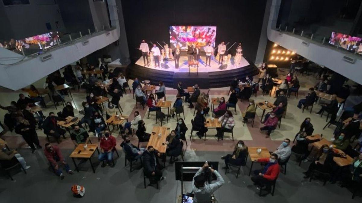 Una iglesia evangélica argentina abre como bar en protesta por las limitaciones al culto por el coronavirus