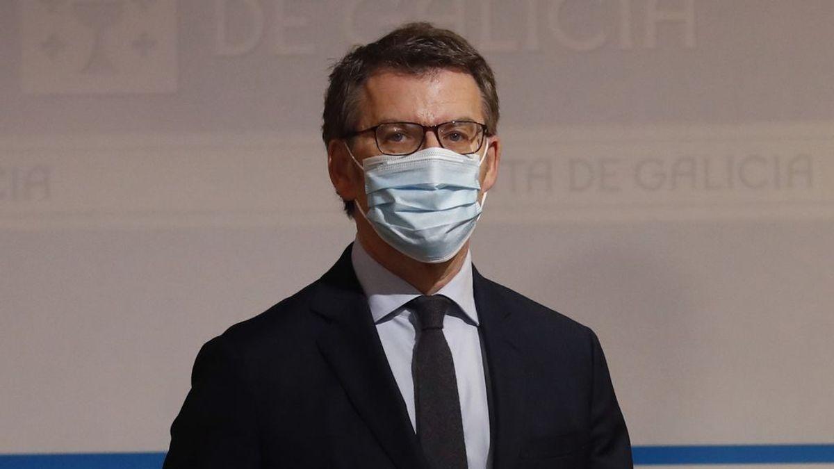 Feijóo propondrá a Sánchez prohibir la movilidad de territorios como Madrid y Barcelona