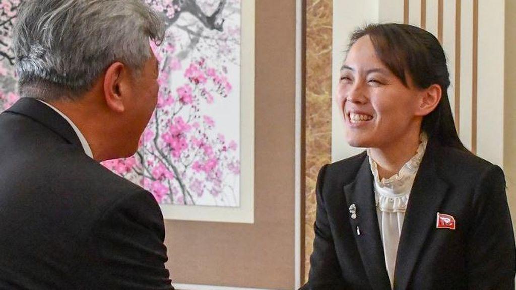 La hermana de Kim Jong Un avisa de la ruptura inminente con Corea del Sur