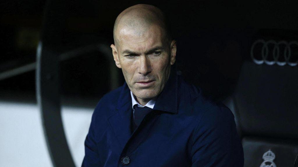 """Zidane advierte a los jugadores del Real Madrid en el regreso del fútbol: """"Nada de excusas"""""""