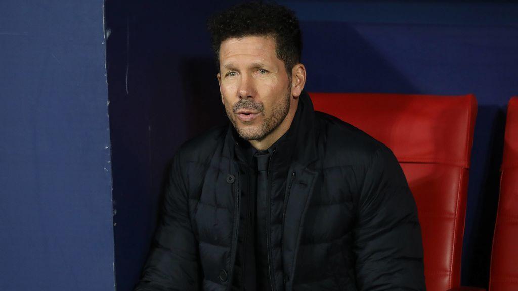 """El trabajo oculto de motivación de Simeone con sus jugadores en el regreso de La Liga: """"Recordad cuando éramos chicos"""""""