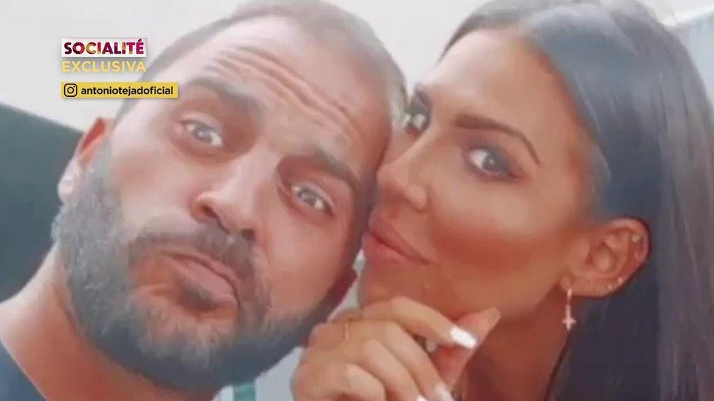 La nueva novia de Antonio Tejado