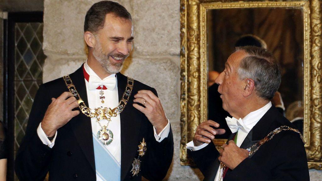 El rey Felipe VI y el presidente de Portugal reabrirán la frontera el 1 de julio en un acto institucional