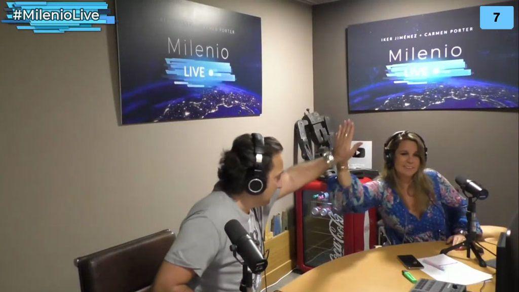 Cerrado por vacaciones: Iker y Carmen echan el cierre a 'Mileno Live'