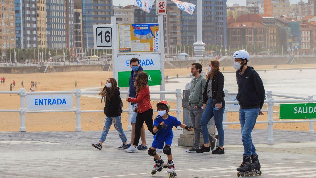 El BOE publica el mapa de la desescalada vigente desde el lunes: 3 de cada 4 españoles estarán en fase 3