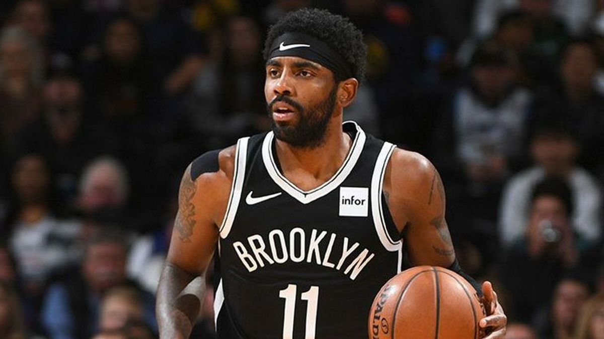 Kyrie Irving encabeza un boicot de jugadores contra el regreso de la NBA