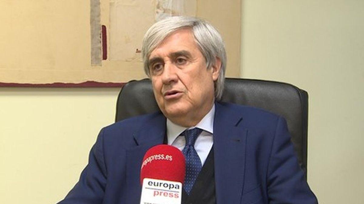 """Juan José Badiola: """"La pandemia está en franca remisión en España"""""""