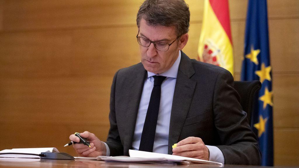 """Feijóo rechaza recuperar la normalidad """"de forma abrupta"""" a horas de la salida de Galicia de la fase 3"""