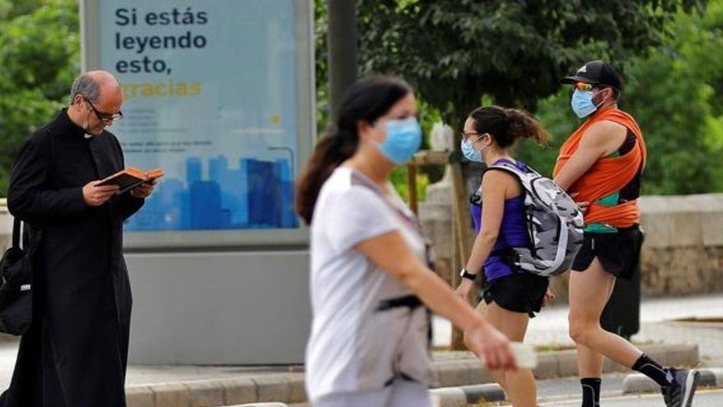 España registra 48 nuevos contagios en las últimas 24 horas y 26 muertes en la última semana